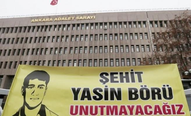 Yasin Börü davasında PKK propagandası