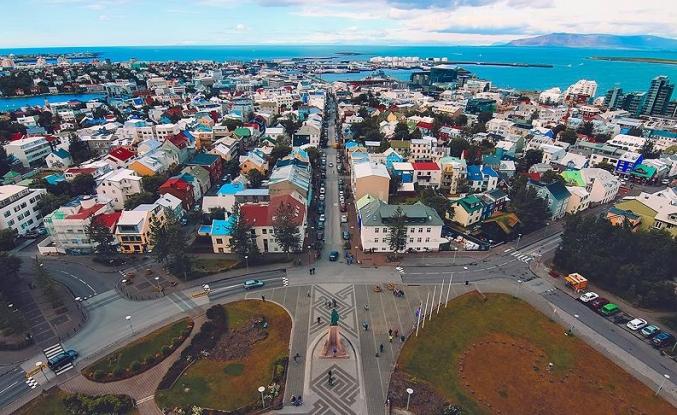 Avrupa'nın en pahalı ülkesi İzlanda