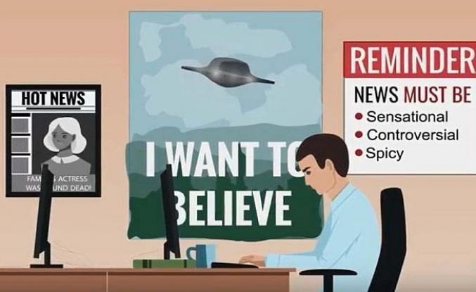 NATO yalan habere karşı bilgisayar oyunu geliştirdi
