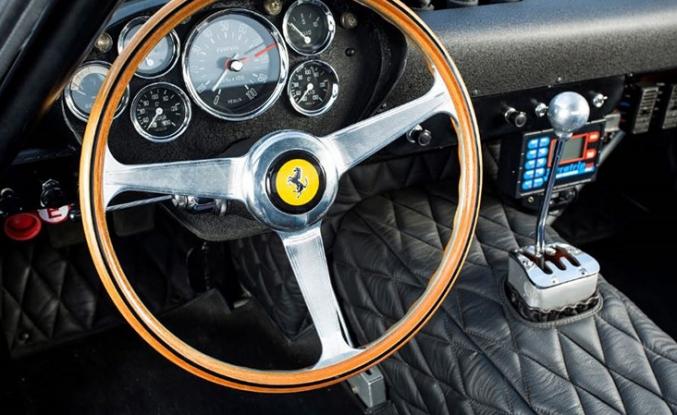 1962 model Ferrari 250 GTO 48 milyon dolara satıldı