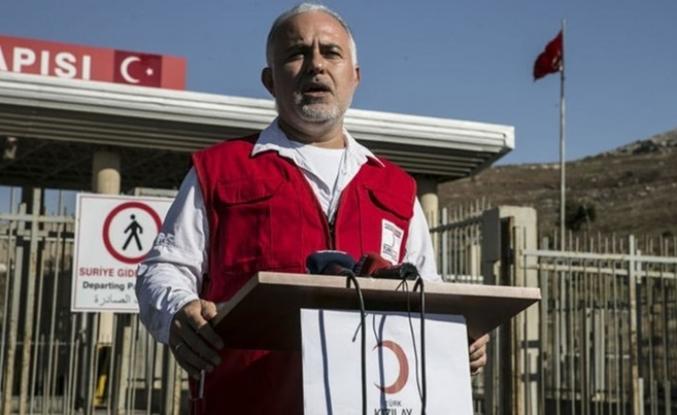 Kızılay Başkanı olası göç dalgasına karşı alınan önlemleri açıkladı