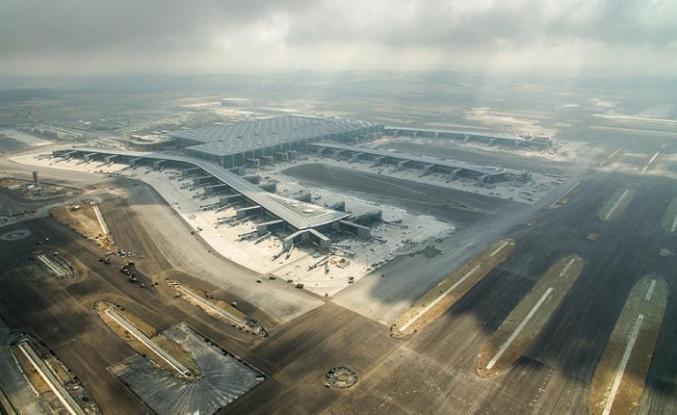 3 dev kargo şirketi İstanbul Yeni Havalimanı için başvurdu