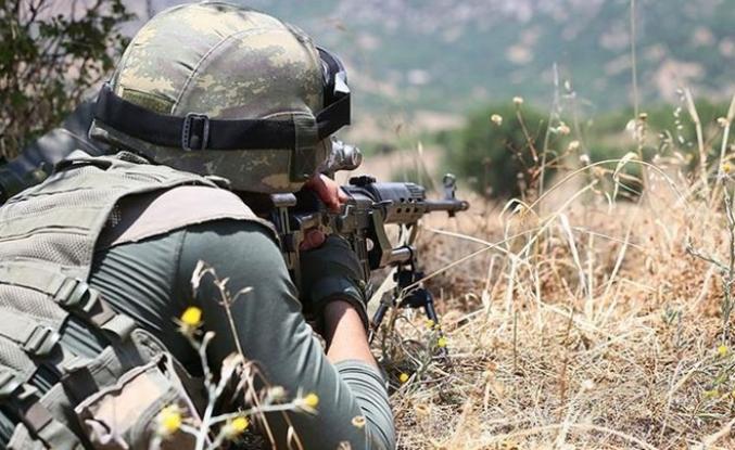 'Gri' kategoride aranan PKK'lı etkisiz hale getirildi