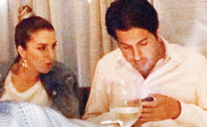 Reza Zarrab suşi yerken görüntülendi