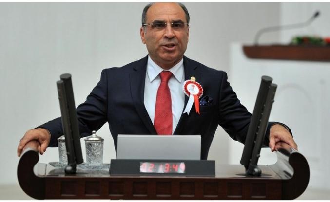 CHP'li Milletvekilinin oğlundan açıklama