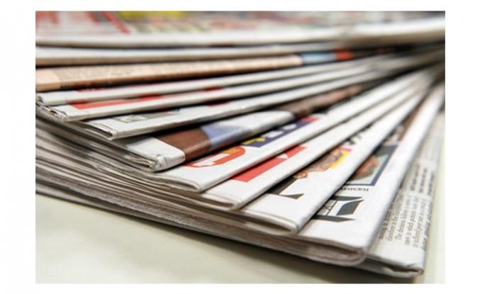 Günün gazete manşetleri – 26 Eylül 2018