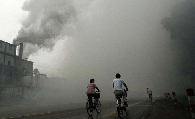 Kirli hava bunama riskini arttırıyor