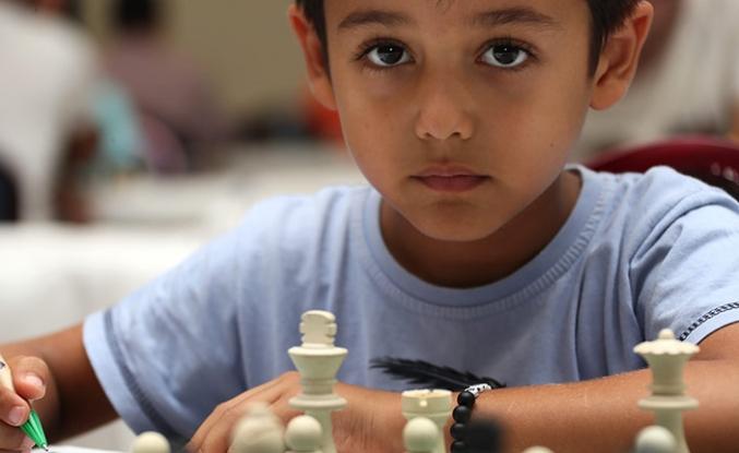 3. Uluslararası Satranç Turnuvası başladı