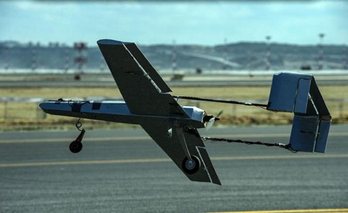 TEKNOFEST'te insansız hava araçları yarışması yapıldı