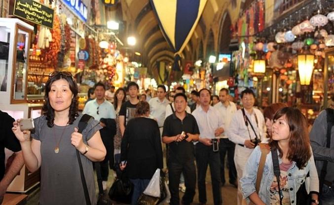 Türkiye'nin hedefi Çinli turistleri öğrenmek