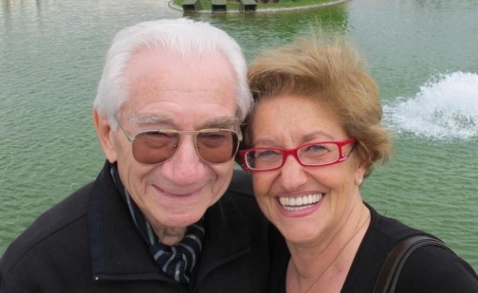 Alaeddin Yavaşca evlilik yıl dönümünü hastanede kutladı