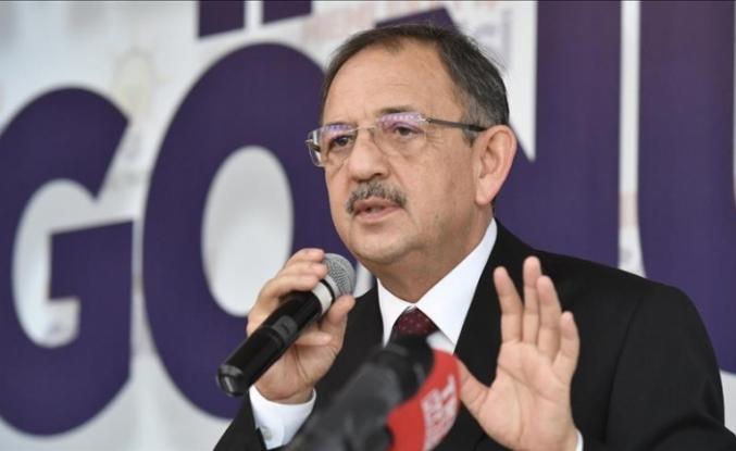 AK Parti, Özhaseki'yi Ankara adayı olarak İl Seçim Kuruluna bildirdi