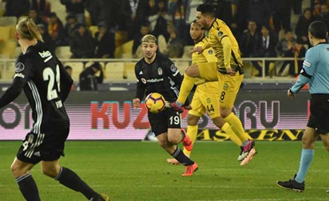 Beşiktaş'tan bu sezon bir ilk