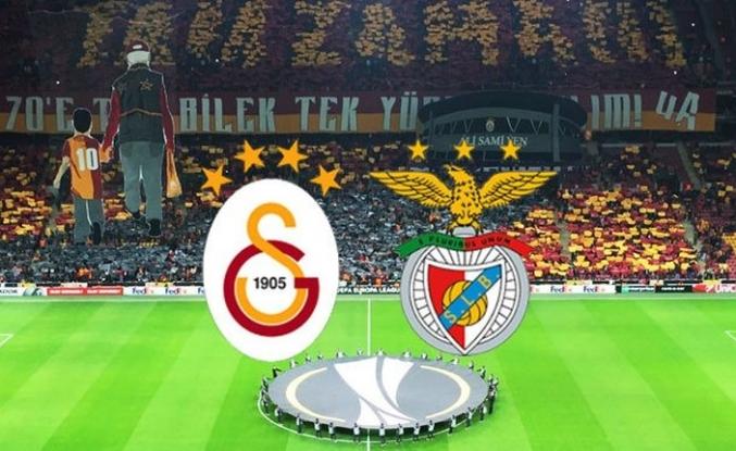 Galatasaray Benfica beIN Sports izle - Galatasaray Benfica canlı izle