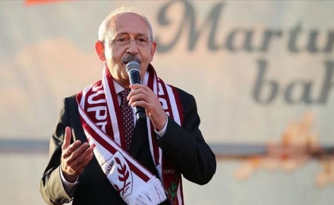 'Birlikte güzel Türkiye'yi inşa edeceğiz'