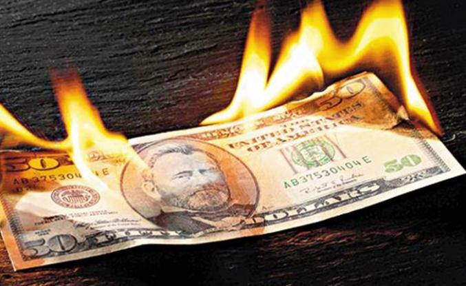 Dolar/TL'de tansiyon arttı