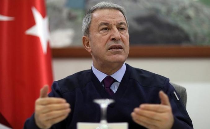 Milli Savunma Bakanı Akar'dan Şırnak'ta inceleme