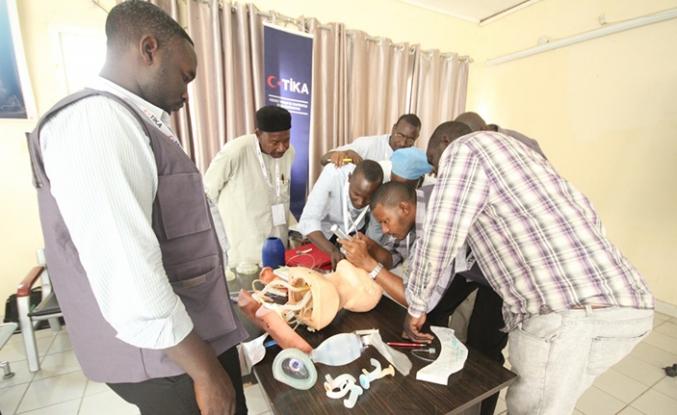 TİKA'dan 12 Afrika ülkesine tıp eğitimi