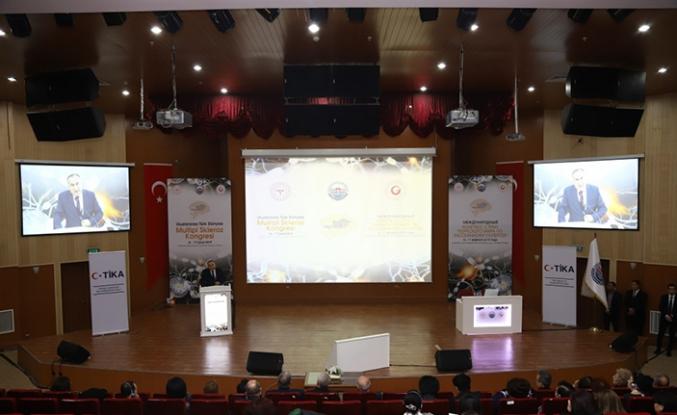 Uluslararası Türk Dünyası Multipl Skleroz (MS) Kongresi'ne TİKA'dan destek