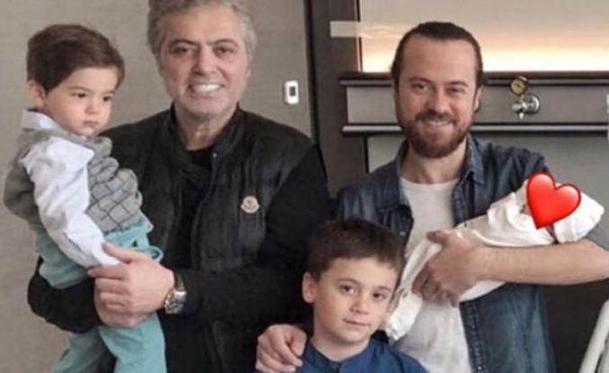 Cengiz Kurtoğlu'nun mutlu günü!