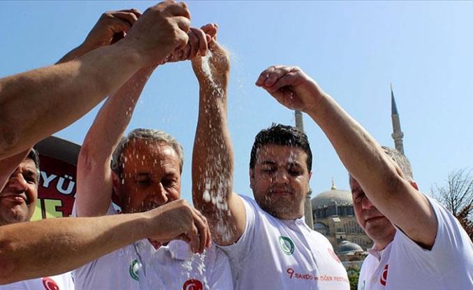 Edirneli ciğercilerden Nusret'e festival daveti