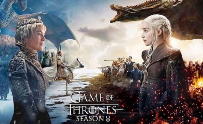 Game of Thrones 8. sezon 1. bölüm izle