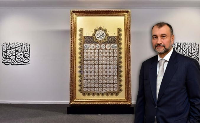Murat Ülker hat koleksiyonunu sanatseverler için açtı