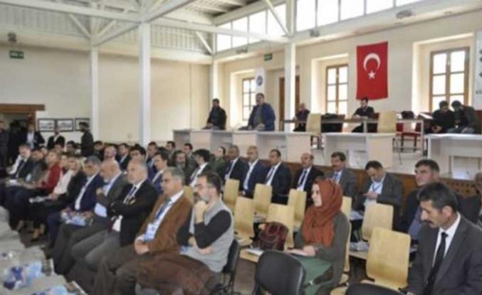 Kars'ta 'Yerel Yönetimler ve Sağlık Çalıştayı'