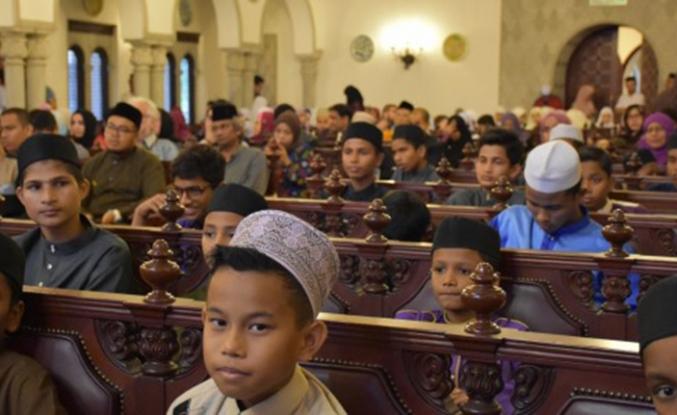 TİKA Malezya'da mültecilerle iftar etkinliğine iştirak etti