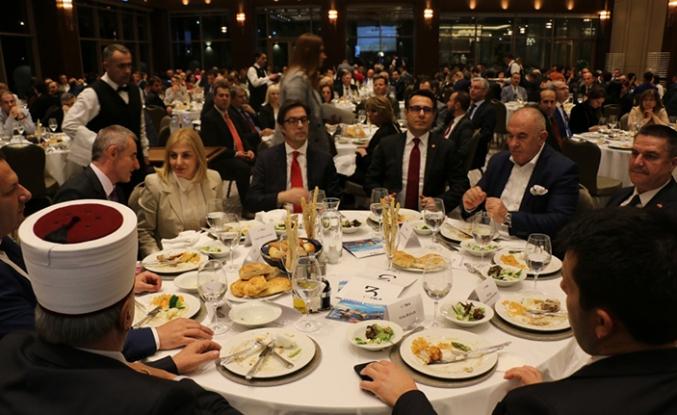 TİKA'dan Makedonya'da iftar programı