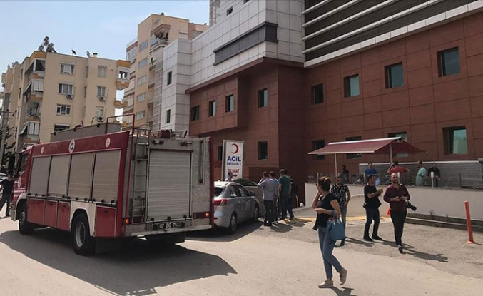 Hastanede klima patladı:  Ölü ve yaralılar var