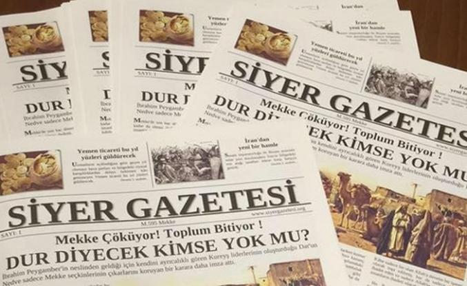 M. Emin Saraç Anadolu İmam Hatip Lisesi Öğrencilerinden Siyer Çalışmalarına Özgün Bir Katkı