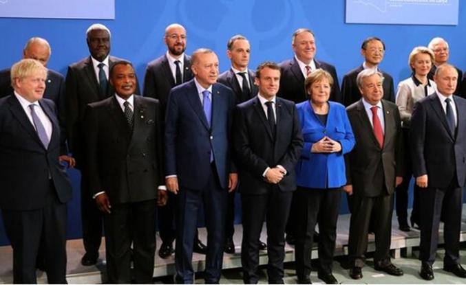 Türkiye'den önemli Libya açıklaması