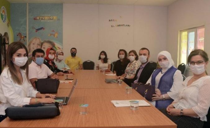 Aileler Üniversitede Projesine Tuzla Belediyesinden de destek