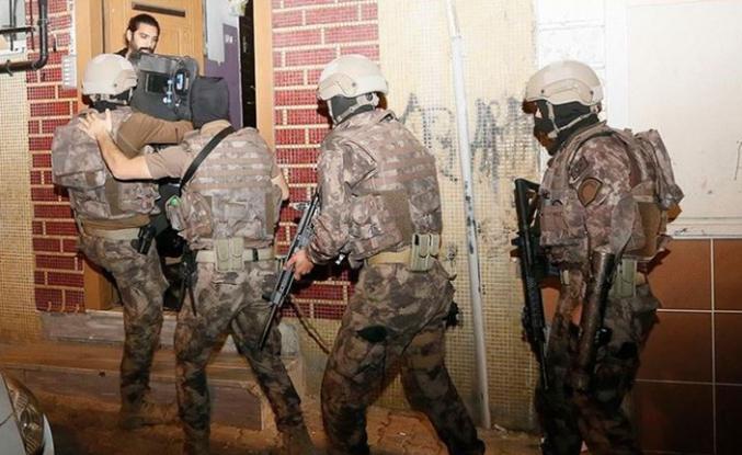 Özel harekat destekli DEAŞ operasyonu: Gözaltılar var