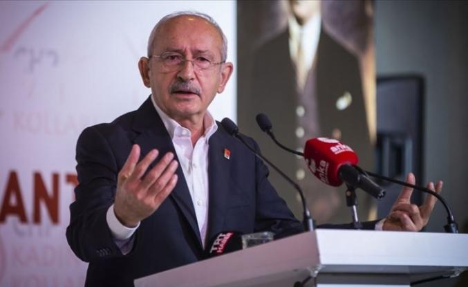 CHP Genel Başkanı Kılıçdaroğlu muhtarlık kanununda ısrarlı