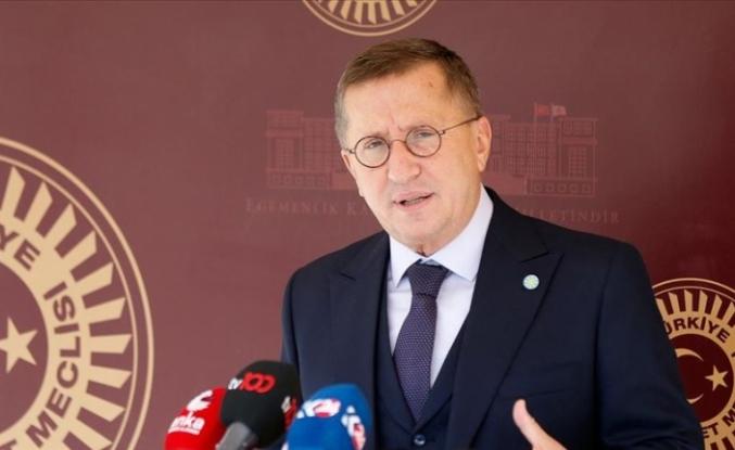 Lütfü Türkkan'dan Ümit Özdağ'a tepki