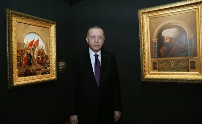 Fransız basını: Erdoğan, DNA'sını Fatih Sultan Mehmet'ten alıyor
