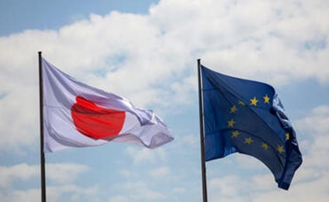 Japonya ve AB'den Çin'e karşı işbirliği