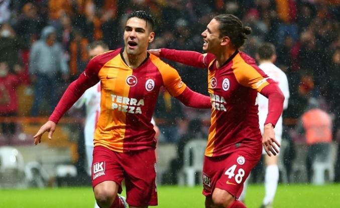 Galatasaray'da şok gerçek: Falcao ve Taylan Antalyalı...