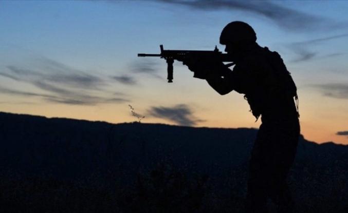 MSB duyurdu: Saldırı hazırlığındaki teröristler öldürüldü