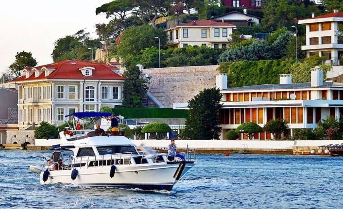 İstanbul Boğazı'ndaki 60 yalı satılıyor