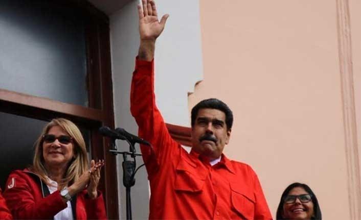 Maduro 72 saat süre verdi, ABD 'eski başkan' dedi!