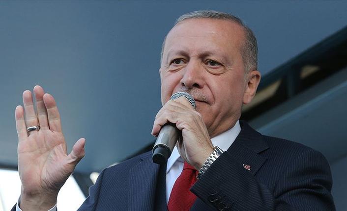 Cumhurbaşkanı Erdoğan: Ders verilecek dönem değil…
