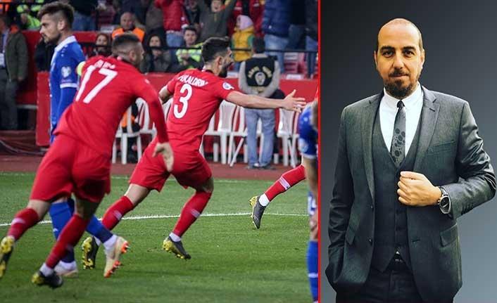 Fırat Günayer, Türkiye - Moldova maçını kaleme aldı