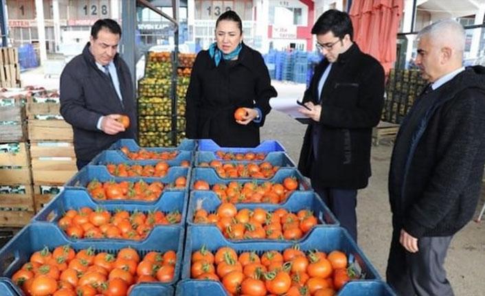 Rekabet Kurumu'ndan 24 sebze-meyve toptancısına soruşturma