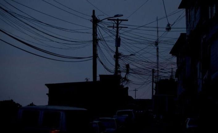 Venezuela'da yeni elektrik kesintisinde sabotaj iddiası