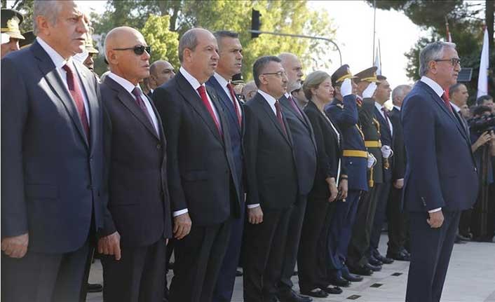 Kıbrıs'ta barış 45 yaşında!