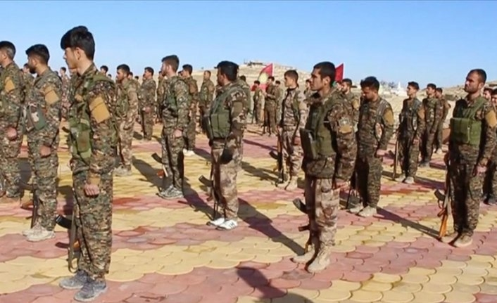 PKK Sincar'daki valığını sürdürüyor