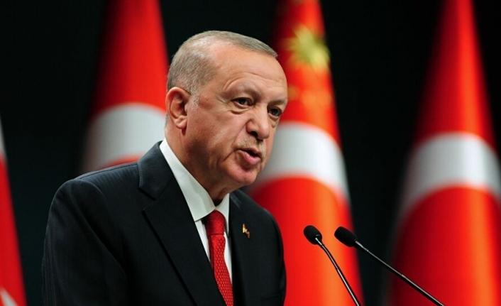 Erdoğan'dan engelli vatandaşlara mesaj